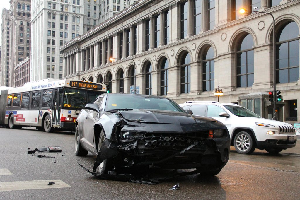 Abogado de Accidentes de Auto en Chicago