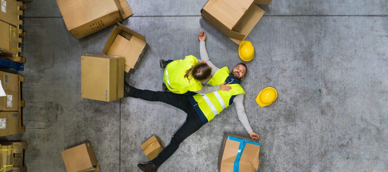 ▷🥇Causas de Accidentes de Trabajo en Chicago
